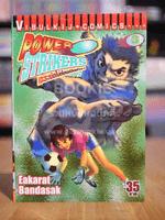 เตะระเบิดไม่ต้องเปิดตำรา Power Strikers เล่ม 3