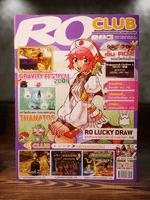 Ro Clue แร็กนาร็อคออนไลน์ ฉบับที่ 138 August 2006