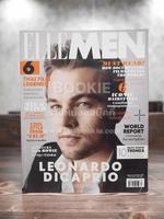 Elle Men Issue 3 ม.ค.2557 Leonardo Dicaprio
