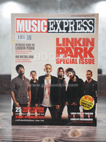 Music Express Linkin Park Special Issue