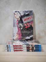 Worst เวอร์ส เล่ม 30-33 (มือหนึ่ง)