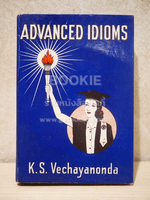 Advanced Idioms - K.S.Vechayanonda