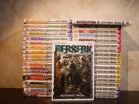 Berserk เล่ม 1-39 (เล่ม 38,39 สำนักพิมพ์สยามอินเตอร์)