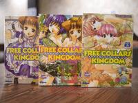 Free Collars Kingdom แดนอลวนแมวอลเวง 3 เล่มจบ