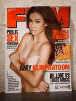 FHM ฉบับที่ 101 September 2011 Amy Klinpratoom
