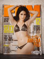 FHM ฉบับที่ 128 December 2013 Ameena Pinij