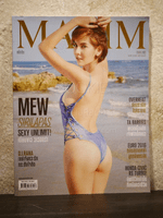 Maxim Thailand No.137 May 2016 Mew Sirilapas