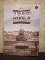 The Five Secrets You Must Discover ความลับ 5 ข้อที่คุณต้องค้นให้พบก่อนตาย