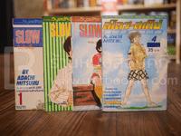 สโลว์-สเต็ป Slow Step 4 เล่มจบ (อาดาจิ มิซึรุ)