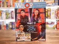 Who Vol.5 NO.127 01.12.12 4 โค้ชดังแห่งวงการ The Voice (เจนนิเฟอร์คิ้ม)