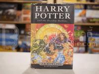 Harry Potter and the Deathly Hallows (ปกแข็งมีมุมถลอกตามภาพ)