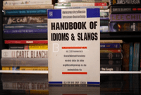 Handbook of Idioms & Slangs