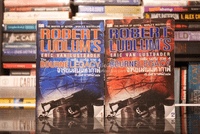 The BOURNE LEGACY จารชนคนมหากาฬ เจสัน บอร์น ภาค 4 2 เล่มจบ