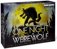 One Night Ultimate Werewolf บอร์ดเกม
