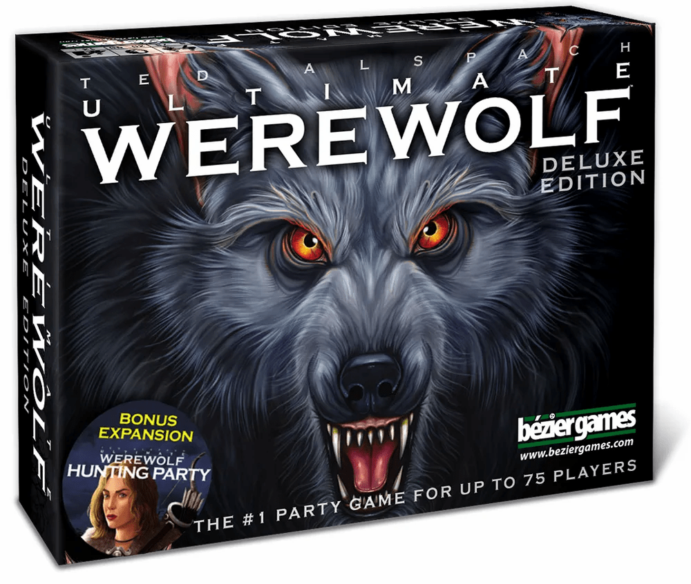 Ultimate Werewolf Deluxe Edition บอร์ดเกม