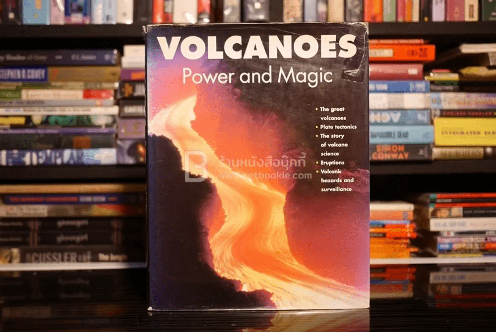 Volcanoes Power and Magic