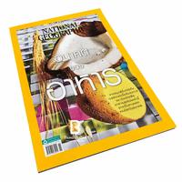 National Geographic ฉบับที่ 208 พฤศจิกายน 2561 อนาคตของอาหาร