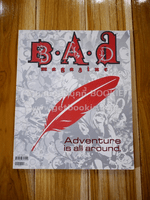 Bad Magazine 16TH Issue Adventure is all around