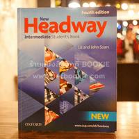 New Headway (มีขีดเขียนในเล่ม)