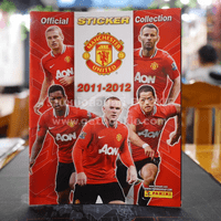 Official Sticker Collection 2011 - 2012 MANCHESTER UNITED