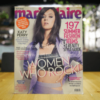 Marie Claire Thailand No.119 March 2014 Katy Perry