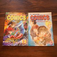 Tv Magazine Comics เล่มเล็ก 2 เล่ม