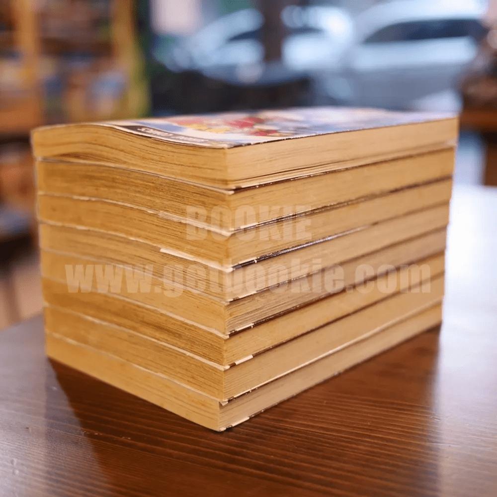ครูซ่าขาต๊อง ZEROSEN 8 เล่มจบ ✦