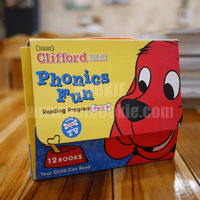 Phonics Fun Reading Program Pack 6 12 Books