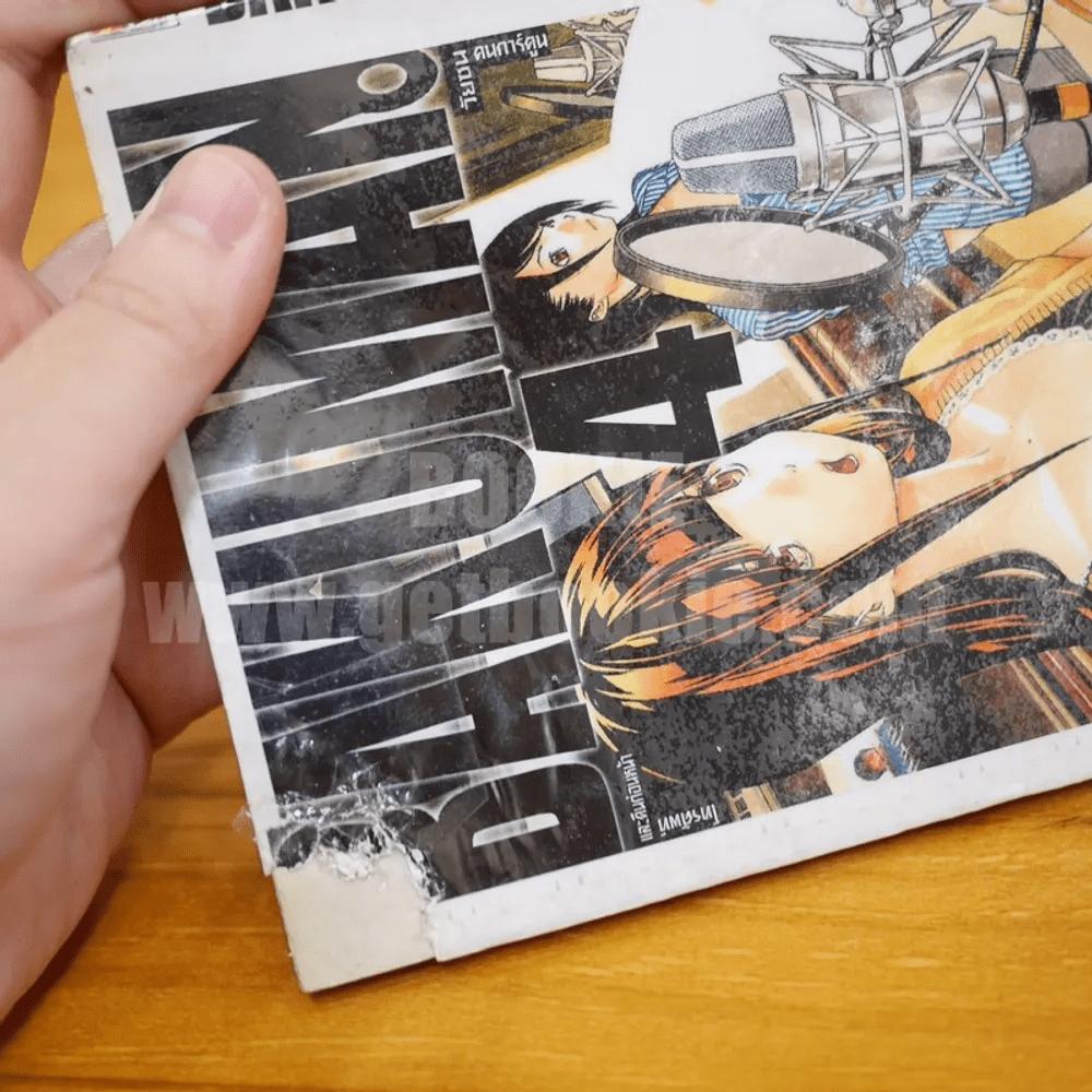 Bakuman บาคุมัง วัยซนคนการ์ตูน 20 เล่มจบ (มี 1 เล่มปกแหว่งตามภาพ) ✦