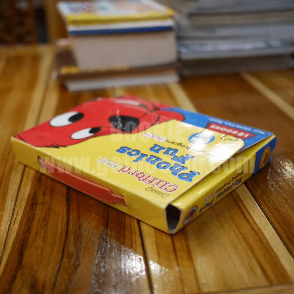 Phonics Fun Reading Program Pack 6 12 Books