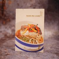 Book The Cook ตำราอาหาร