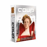 Coup บอร์ดเกม