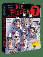 แก๊งป่วน ก๊วนเจ็ด Die Fiesen 7 (เกมนับ 1 ถึง 7) บอร์ดเกมแปลไทย