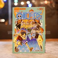 One Piece วันพีซ เล่ม 35