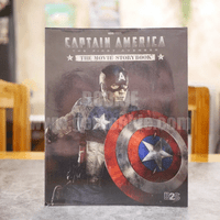 Captain America The First Avenger The Movie Storybook (Marvel)