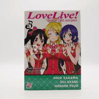 Love Live School Idol Project เล่ม 3