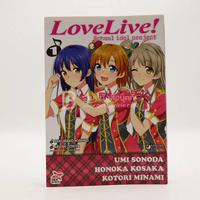 Love Live School Idol Project เล่ม 1