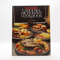 Sharp Carousel Microwave Cook Book