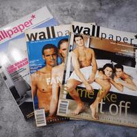 นิตยสารคละหัว ชุดที่ 2 แพ็ค 6 เล่ม (Wallpaper)