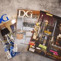 นิตยสารตกแต่งบ้าน ชุดที่ 7 แพ็ค 3 เล่ม แถม Elle Decoration
