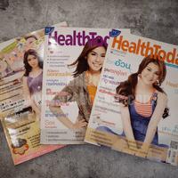 นิตยสารคละหัว ชุดที่ 3 แพ็ค 3 เล่ม (Sweet+HealthToday) แถม BrandAge 1 เล่ม