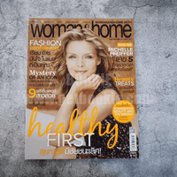 Woman & home No.047 October 2012 Michelle Pfeiffer