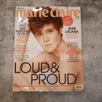 Marie Claire Thailand No.353 May 2015 เจี๊ยบ ลลนา