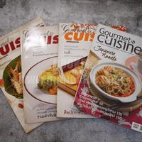 นิตยสารอาหาร ชุดที่ 1 แพ็ค 4 เล่ม