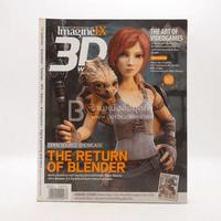 3 D World & ImagineFX Thai Edition November 2010