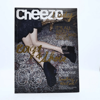 Cheeze Lady No.03/2010