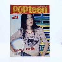 Popteen Vol.2 No.21 January 2003