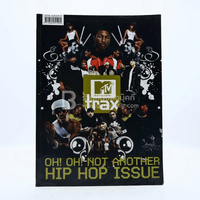 MTV Magazine No.019 August 2004 Hip Hop