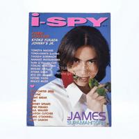 i-SPY Vol.5 No.79 2001 (กระดาษมีคราบน้ำ ไม่ติดกัน)
