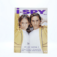 i-SPY Vol.1 No.4 1996